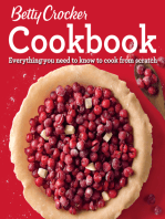 Betty Crocker Cookbook, 12th Edition