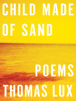 Child Made of Sand
