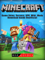 Minecraft Game Skins, Servers, APK, Wiki, Mods, Download Guide Unofficial