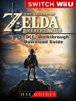 The Legend of Zelda Breath of the Wild Nintendo Switch, Wii U, PC, DLC, Walkthrough, Download Guide