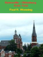 Batesville - Oldenburg Auto Tour