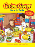 Curious George Farm to Table (CGTV)