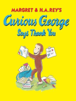 Curious George Says Thank You