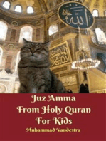 Juz Amma From Holy Quran For Kids