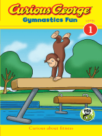 Curious George Gymnastics Fun (CGTV Reader)