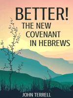 Better! The New Covenant in Hebrews