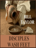 Disciples Wash Feet