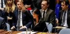 Nikki Haley's New Best Friends at the UN
