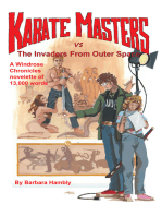 Karate Masters vs the Invaders From Outer Space
