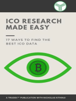 ICO Research Made Easy