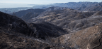 Low Winds Offer Relief In Fight Against Thomas Fire