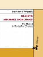 Kleists Michael Kohlhaas