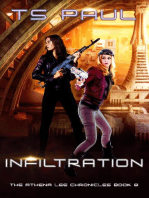 Infiltration: The Athena Lee Chronicles, #8