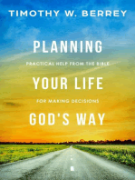 Planning Your Life God's Way