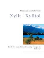 Xylit - Xylitol