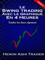 Le Swing Trading Avec Le Graphique En 4 Heures 2: Partie 2 : Tradez les faux signaux (fake trades) !