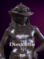 Delphi Complete Works of Donatello (Illustrated)