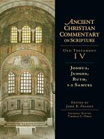 Joshua, Judges, Ruth, 1-2 Samuel