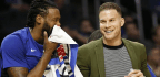 Clippers' Griffin Seems Close to Return