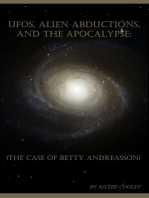 UFOs, Alien Abductions, and the Apocalypse