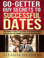 Go Getter Guy Secrets to Successful Dates