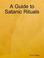 A Guide to Satanic Rituals