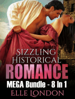Sizzling Historical Romance MEGA Bundle - 8 In 1