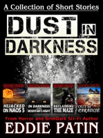 Dust in Darkness - A Collection of Short Stories from Horror and GrimDark Sci-fi Author