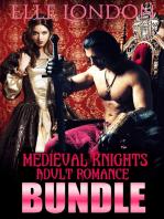 Medieval Knights Adult Romance Bundle