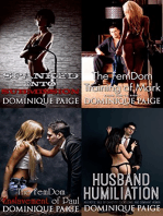 Mean Women and Obedient Men Bundle