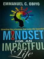 Mindset For An Impactful Life
