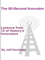 Lessons from 12 of History's Innovators