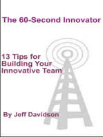 13 Tips for Building Your Innovative Team
