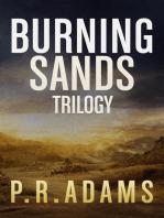 The Burning Sands Trilogy Omnibus