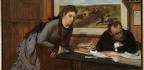 Degas's Model Tells All