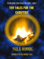Ten Tales for the Campfire: Fiction Short Story Collection, #7