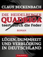 Die Heidelberger Quadriga teert durch die Feder