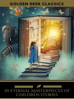 20 Eternal Masterpieces Of Children Stories (Golden Deer Classics)