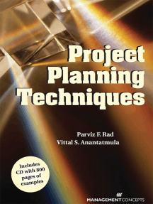 Project Planning Techniques Book