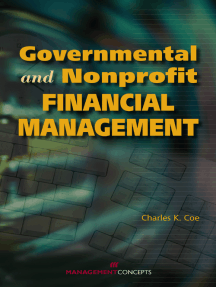 Governmental and Nonprofit Financial Management