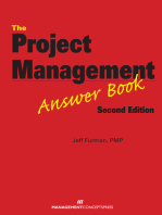 The Project Management Answer Book