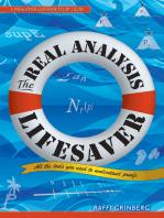 The Real Analysis Lifesaver