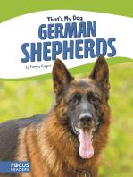 German Shepherds