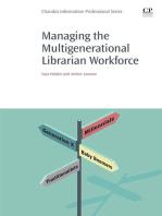 Managing the Multigenerational Librarian Workforce