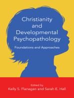 Christianity and Developmental Psychopathology