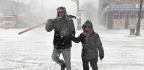 Blizzard Conditions Possible As Massive Winter Storm Hits Northeast