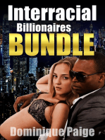 Interracial Billionaires Bundle