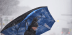 'Bomb Cyclone' Moves North, Bringing Blizzard Conditions and Frigid Temps