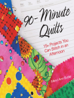 90-Minute Quilts