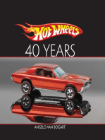 Hot Wheels Forty Years